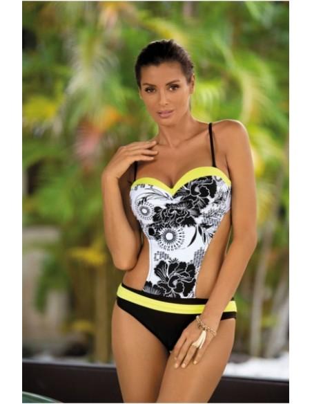 Ženski kupaći kostim Marissa Uniform-Hollywood M-351 (1)