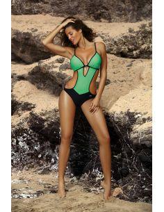 Ženski jednodijelni monokini kupaći kostim Crystal Maladive M-492 (7)