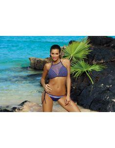 Ženske bikini kopalke Lesley Blu Scuro M-478 (1)