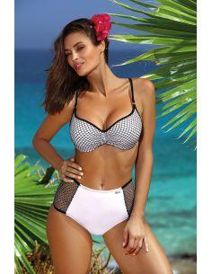 Ženski dvodijelni kupaći kostim Martha Bianco M-477 (2)