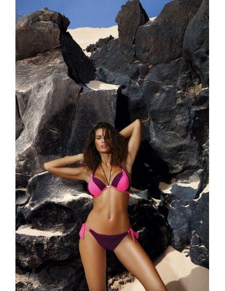 Ženske bikini kopalke Trish Bacco-Flash Pink M-458 (5)
