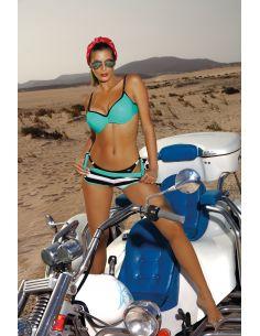 Ženski dvodijelni kupaći kostim Victoria Caraibi M-449 (6)