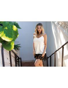 Ženska spalna srajčka Chanelle