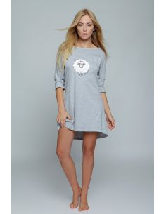 Ženska spalna srajčka Sensis Sheep