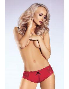 Ženske sexy spodnje hlačke Lizette Red