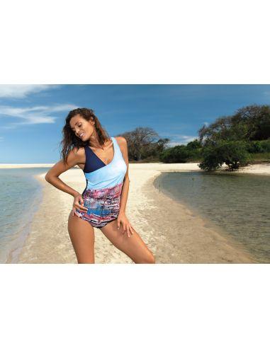 Ženski kupaći kostim Daniella Blu Scuro M-555 (5)