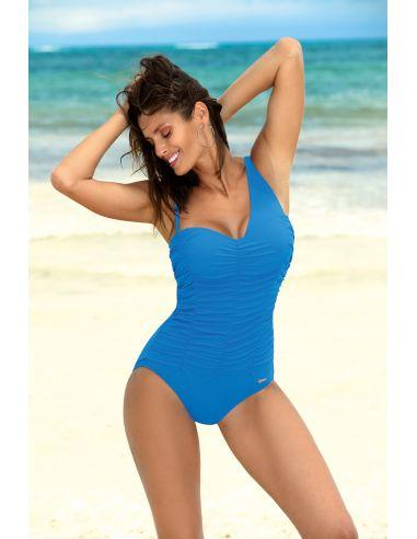 Ženski kupaći kostim Gabrielle Blu Cina M-543 (18)
