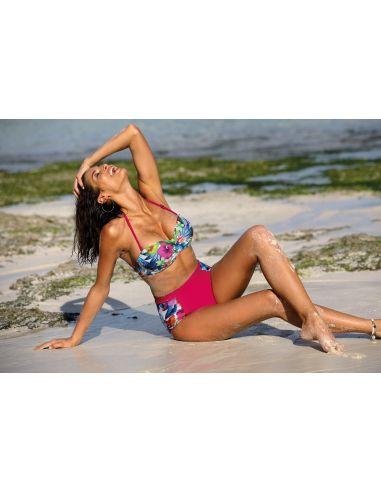 Ženski kupaći kostim Madison Magenta M-537 (6)