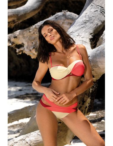Ženski kupaći kostim Selena Semifreddo-Vanilla-Picadily M-545 (6)