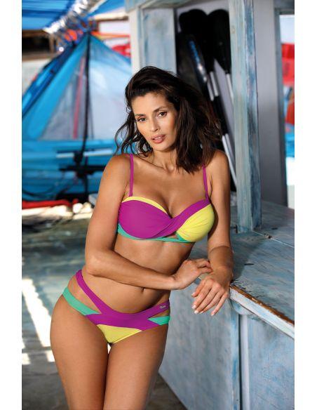 Ženski kupaći kostim Selena Very Fuchsia-Gialino-Maladive M-545 (4)
