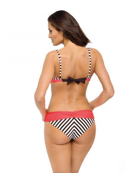 Ženski kupaći kostim Loren Paski-Coralmania M-503 (2)