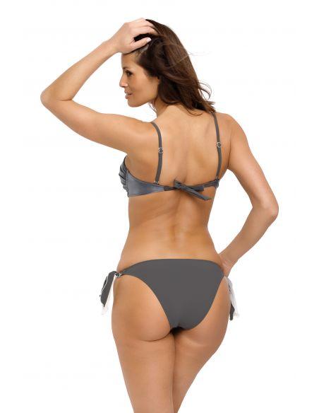 Ženski kupaći kostim Frances Titanium M-529 (2)