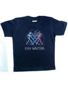 Fantovska majica Keep...