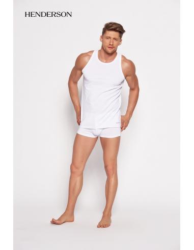Moška atlet majica Bras 18732 00x bela