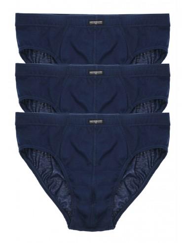 Moške spodnje hlačke Henderson 1446 modra (3 kosi)