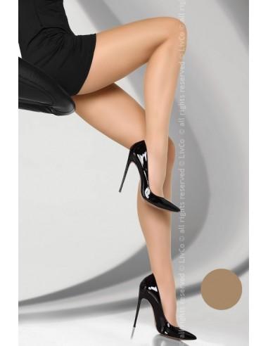 Hlačne nogavice Subirata 15 DEN Natural
