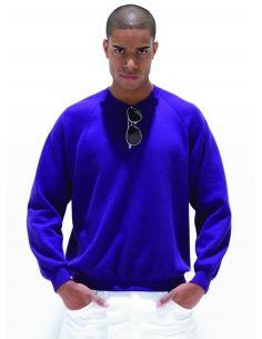 Jerzees  Moški raglan pulover