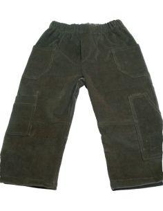 Otroške žamet hlače