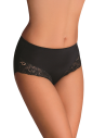 Ženske hlačke Vanda črna