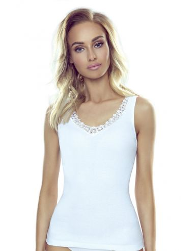 Ženska majica Gwen bela