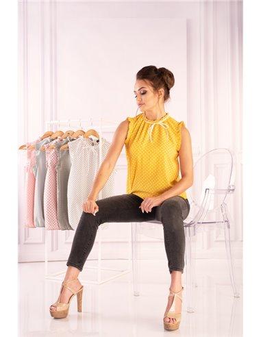 Bluzka Amargo Yellow