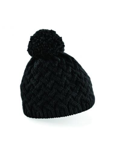 Pletena zimska kapa B430