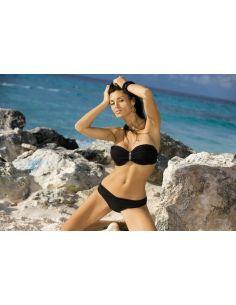 Ženski kupaći kostim Eliza M-122 -14- crna