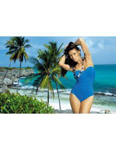Ženski kupaći kostim Gabrielle M-123 -120- plava