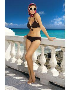 Ženski kupaći kostim Beatrice M-134 -33- smeđa