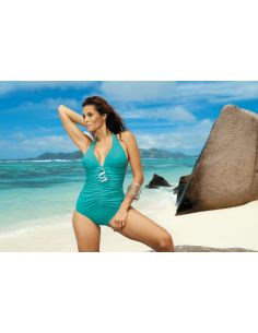 Ženski kupaći kostim Martina M-178 morska zelena -157-