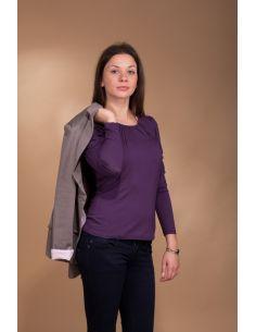 Majica Yasmine 3028 boja borovnice