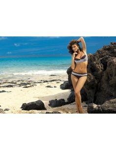 Ženski kupaći kostim Brooke Sepia M-225 smeđa -15-