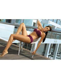Ženski kupaći kostim Virginia Bacco M-206 vijolična -27-