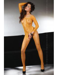 Bodystocking Abra narančast