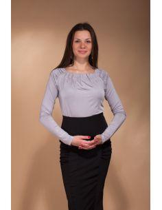 Ženska majica Glammi 3015 siva