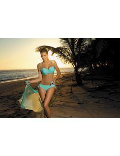 Ženski kupaći kostim Naomi Seafoam Glow M-245 pistacija (92)