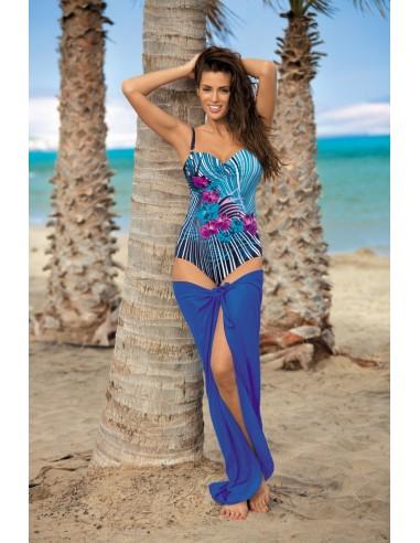 Ženski kupaći kostim Belinda Blueberry M-286 (115)