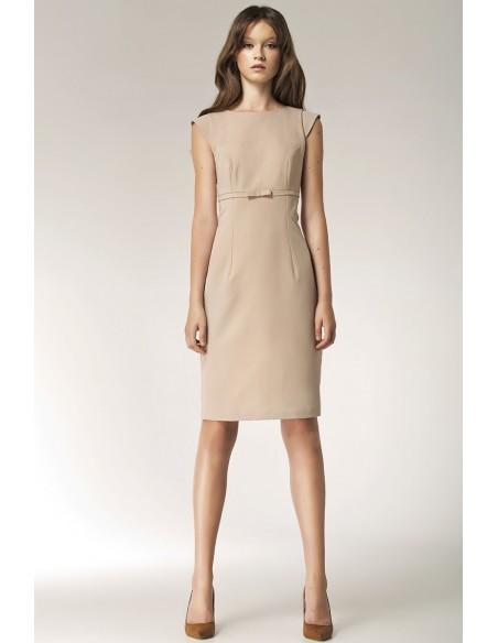 Ženska haljina bez rukava S36