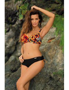 Ženski kupaći kostim Hilary Nero M-371 (3)