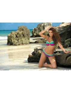 Ženski kupaći kostim Taylor Ardesia-Frezeze-Maldive Rosa Schocking M-350 (6)