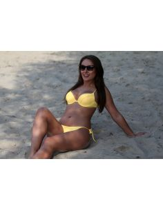 Ženske kopalke Cathy M-048 Yellow Cab
