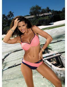 Ženski kupaći kostim Jennifer Origami-Blu Scuro M-408 (10)