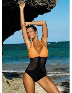 Ženski kupaći kostim Priscilla Paperino-Nero M-428 (5)