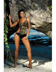 Ženski kupaći kostim Shila Nero M-442 (1)
