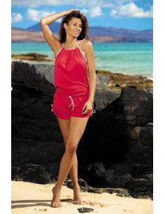 Tunika Leila Anaranjado M-312 crvena (291)
