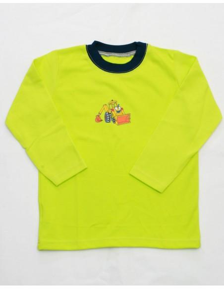 Fantovska majica delovni stroji